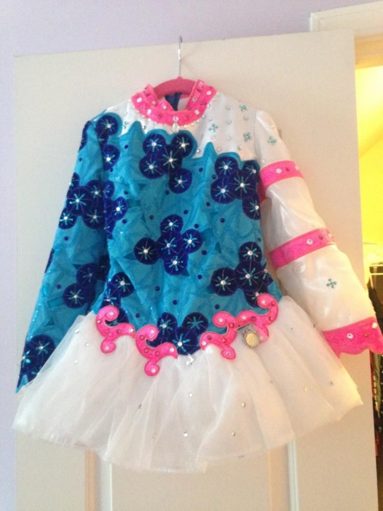 New style irish dancing dresses for sale