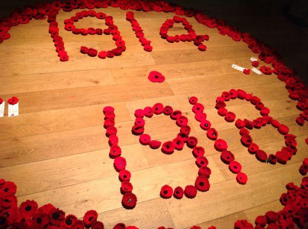 Poppies 1914-1918