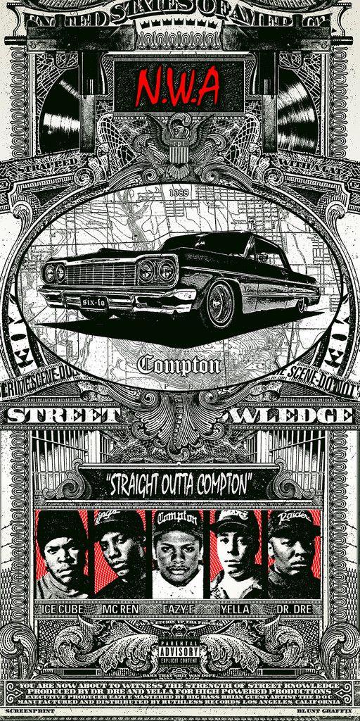 Straight Outta Compton / N.W.A.