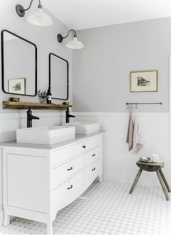 Gray Paint Color Guide 2020 How To Choose A Perfect Gray Color In 2020 Timeless Bathroom Light Grey Bathrooms Small Bathroom Paint