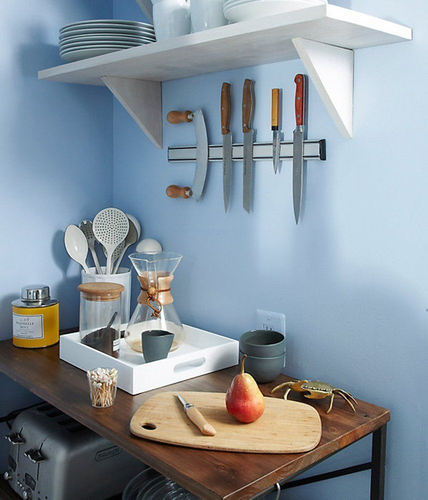 Space Saving Furniture and Sneaky Storage Tips for Micro Kitchens ...