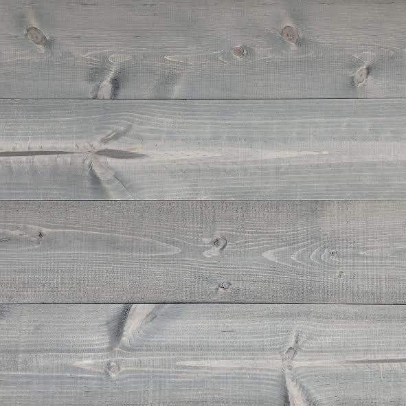"""Timeline Wood Skinnies 5.5"""" x 47.5"""" Wood Tile in Dry Brush"""