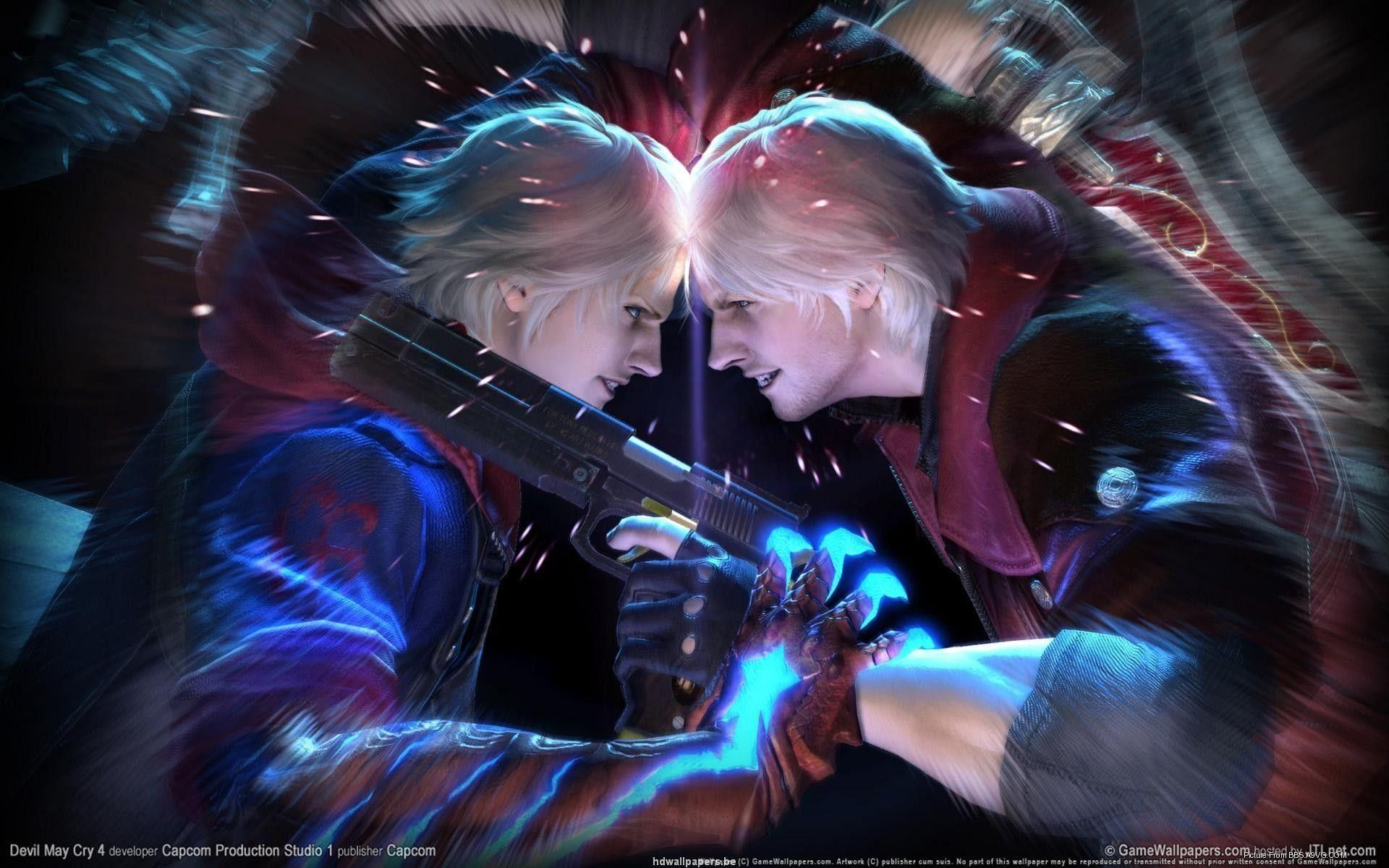 Pin On Anime Devil may cry 4 wallpaper hd 1080p