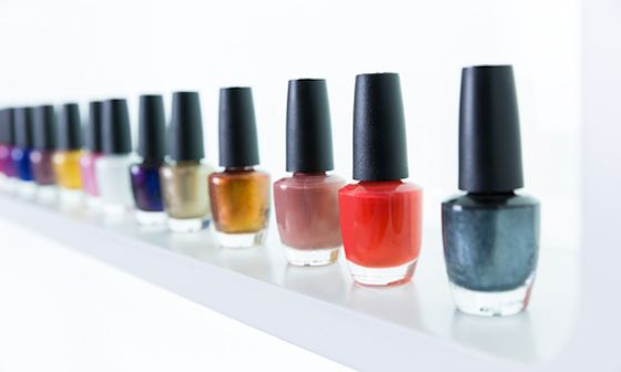 Nail Polish Alert - Some nail polishes have toxic chemicals that we should avoid.