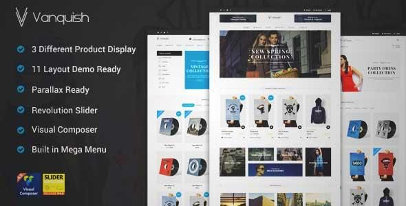 Download and review of Vanquish - Multi Product Display eCommerce ...