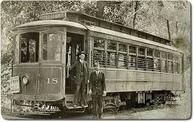 Old Trolley...