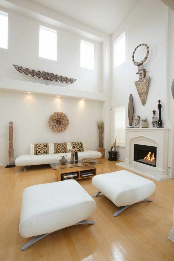 Afrika deko im eigenen wohnraum ein artikel f r alle afrika liebhaber home interior details - Wandschmuck wohnzimmer ...