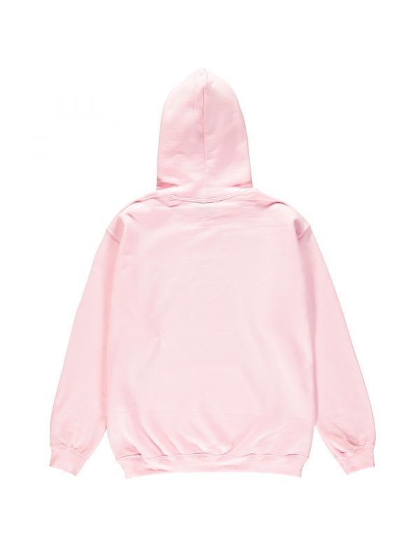 Poederroze hoodie Co Ord | Truien en sweaters | Truien en
