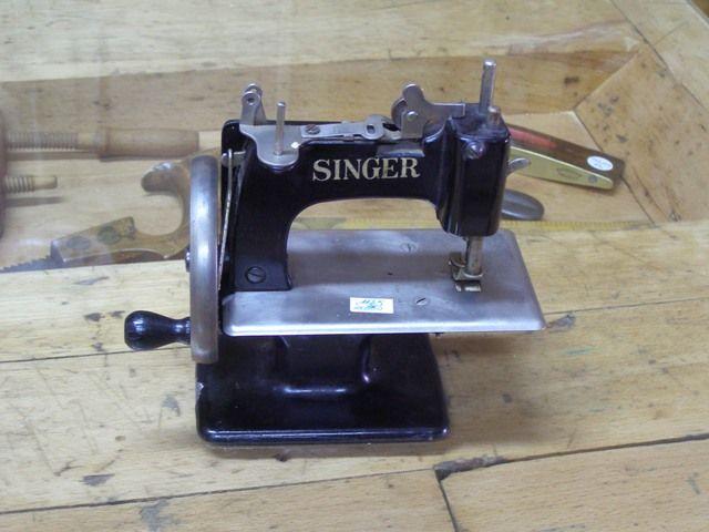Old Singer Sawing Machine