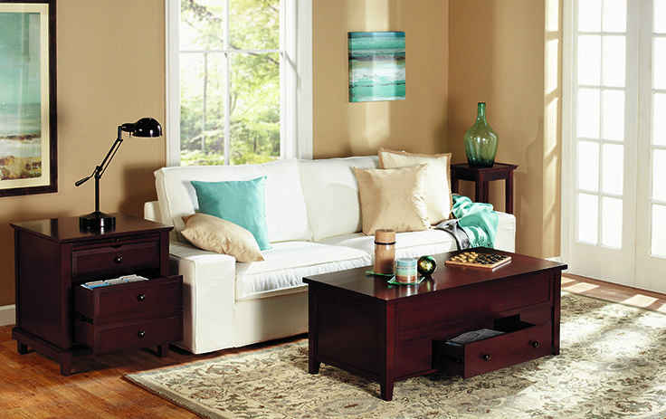 StyleWork by Thomasville Mansfield Lift Top Coffee Table