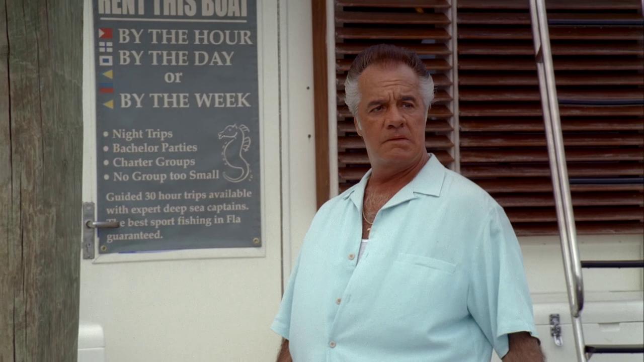 The Sopranos: Season 6, Episode 15 Remember When (22 Apr. 2007) Tony Sirico , Paulie 'Walnuts' Gualtieri,
