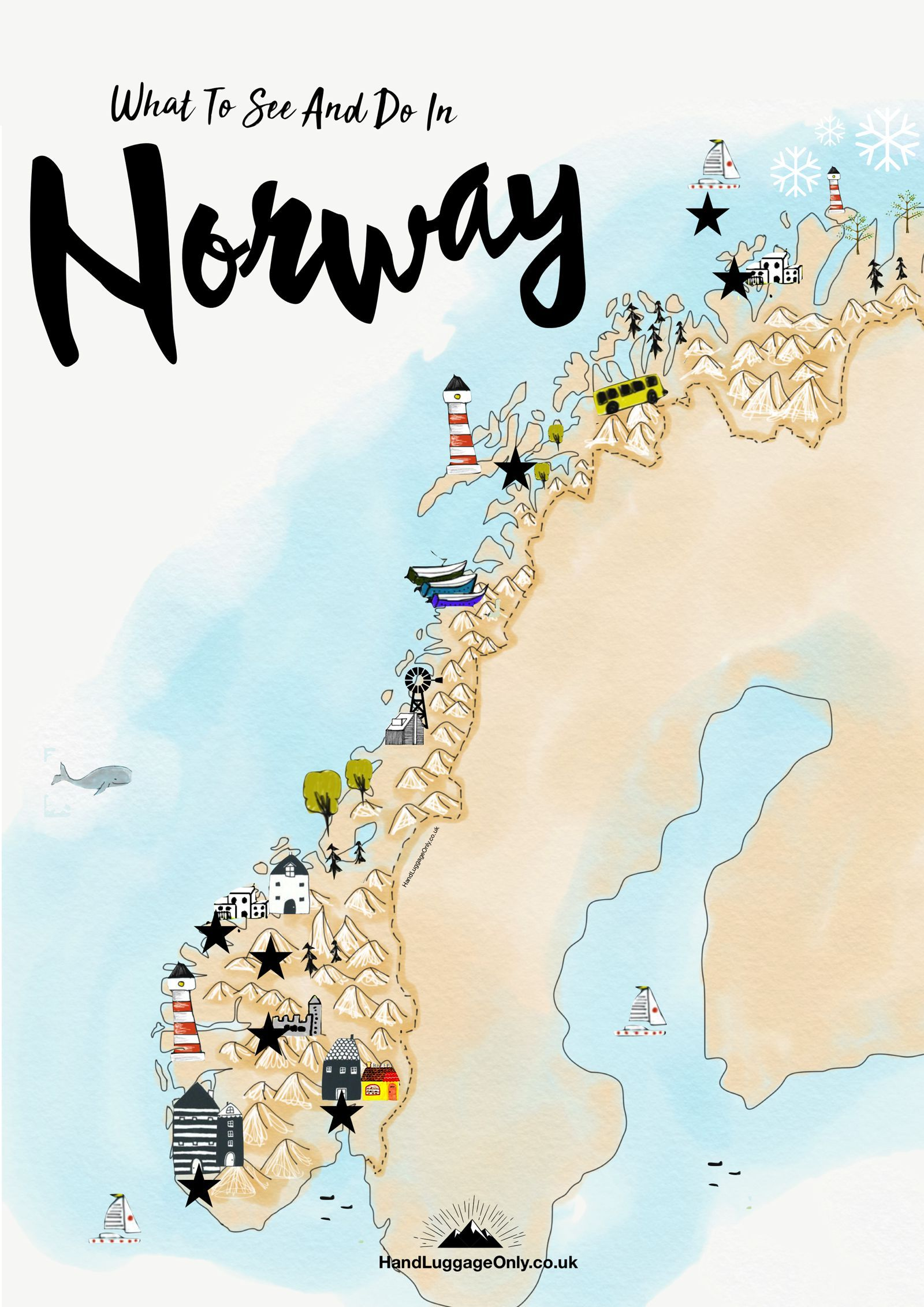 15 Best Places In Norway You Have To Visit