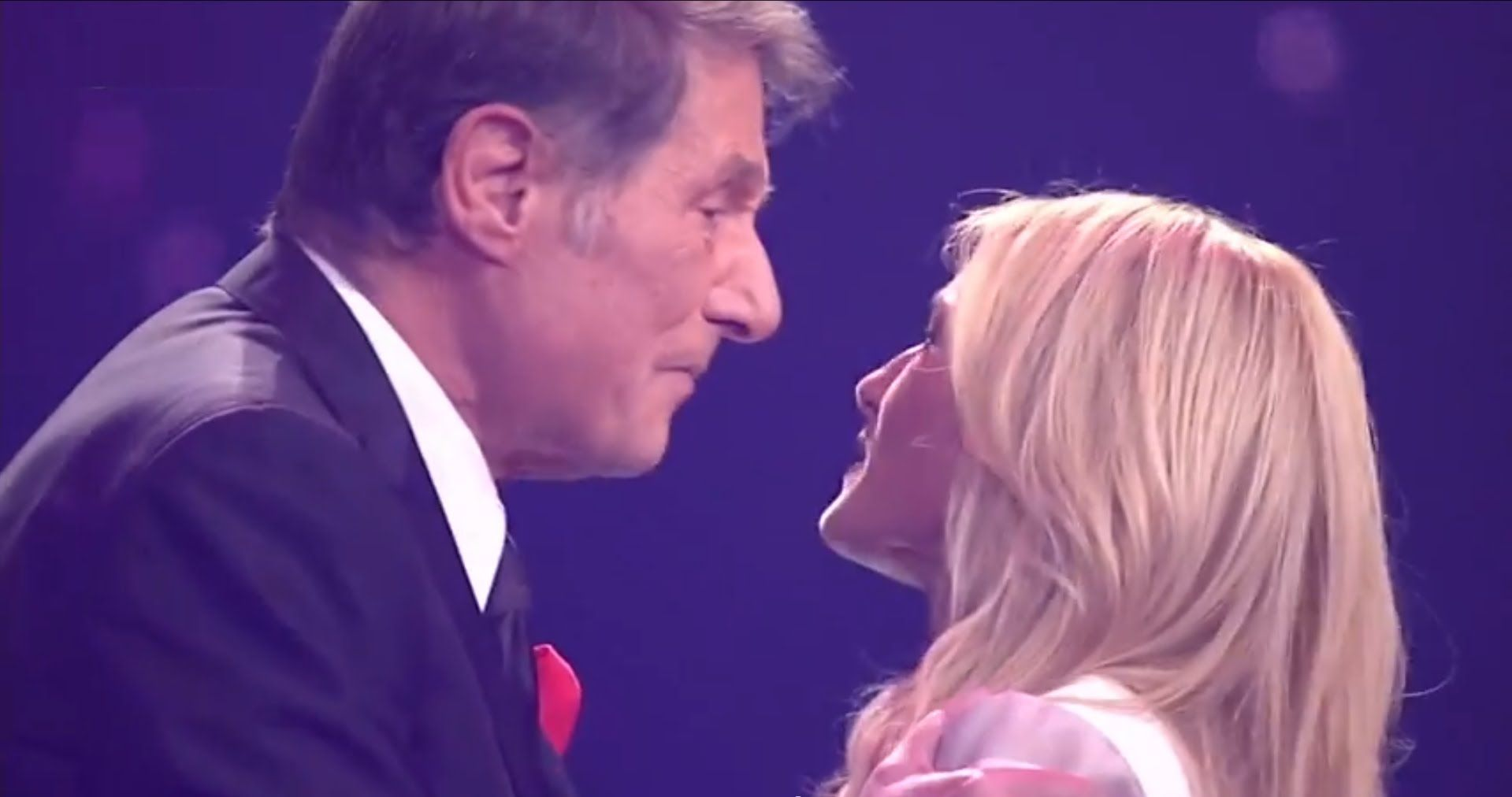 Udo Jürgens Letzter Auftritt Im Fernsehen Bei Helene Fischer Am 25