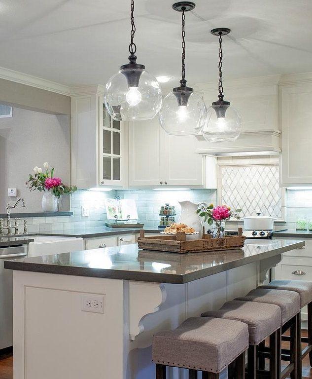 Hgtv Design Ideas: The Prettiest Farmhouse Kitchen Makeovers On Fixer Upper