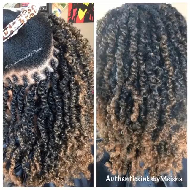 Bomb Twist Spring Twist Crochet Braids Video Hair Twist Styles Natural Hair Styles Twist Hairstyles