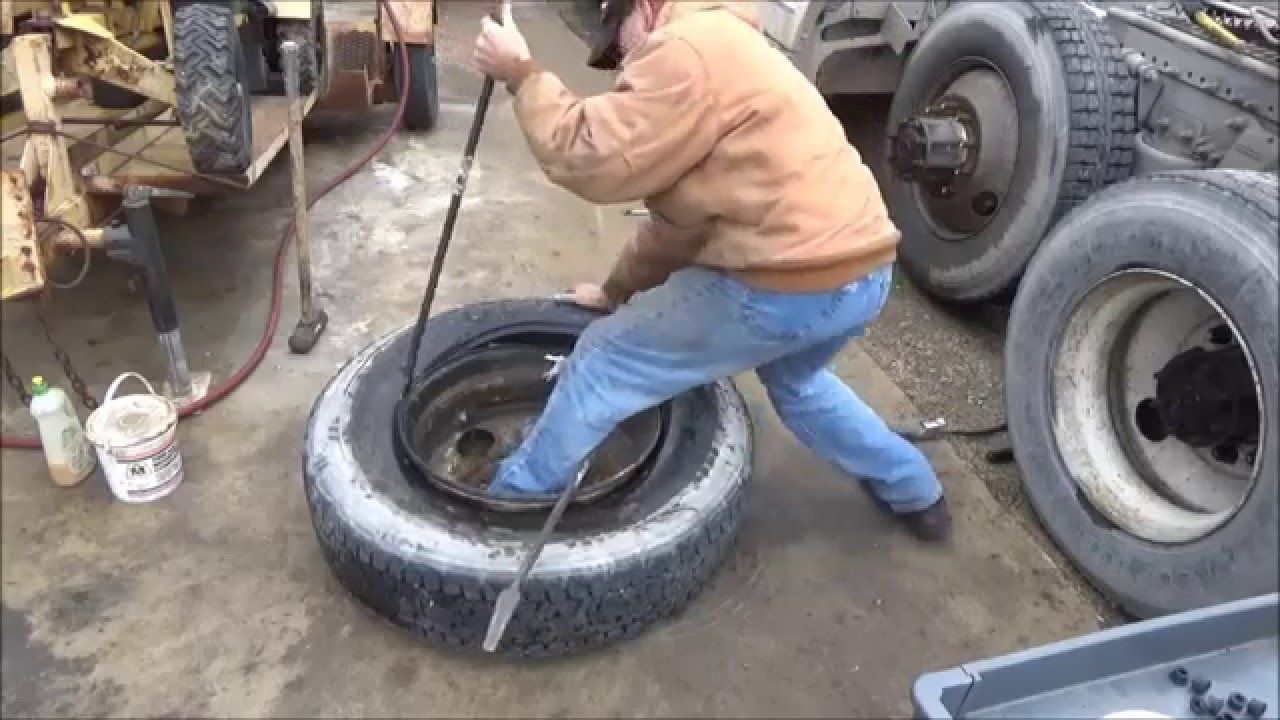 truck tire repair 1 Kansas City Trailer Repair By