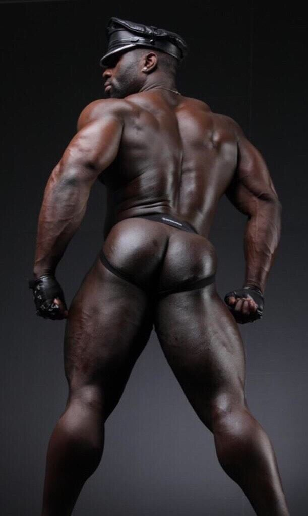 Idea nude black men bubble butt Likely