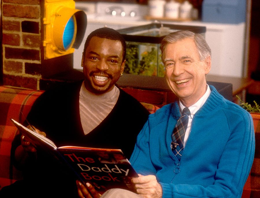 Special Guests Mister Rogers Neighborhood Mister Rogers Neighborhood Mr Rogers Fred Rogers