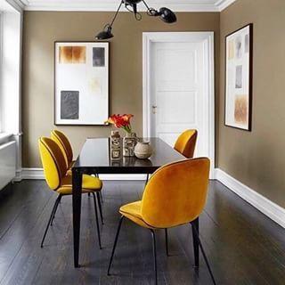 Des chaises design | chaises de table, décoration d\'intérieur, salle ...