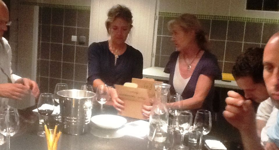 """Cours d'oenologie """"Wine gourmand - Accord vin et chocolat"""""""
