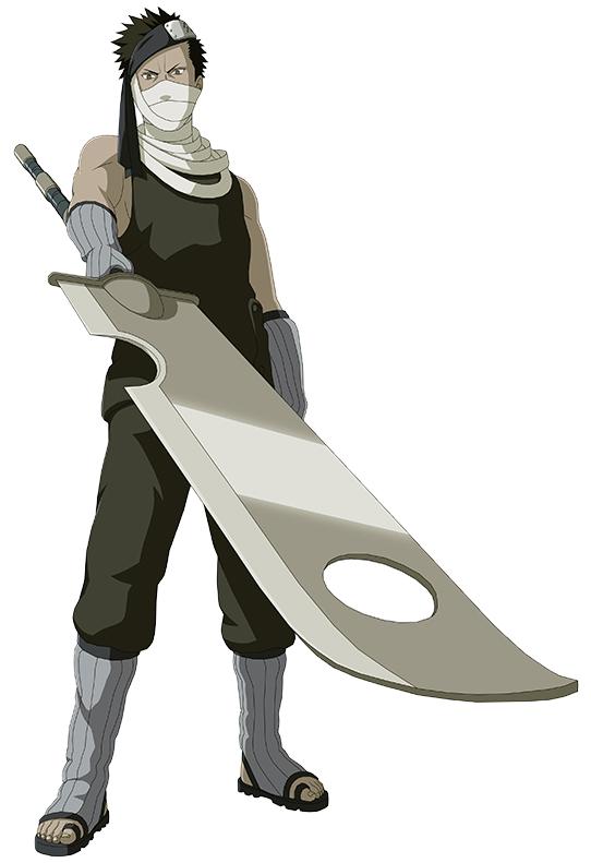 Shinobi Normal Terkuat Di Naruto Tanpa Memiliki Kekuatan