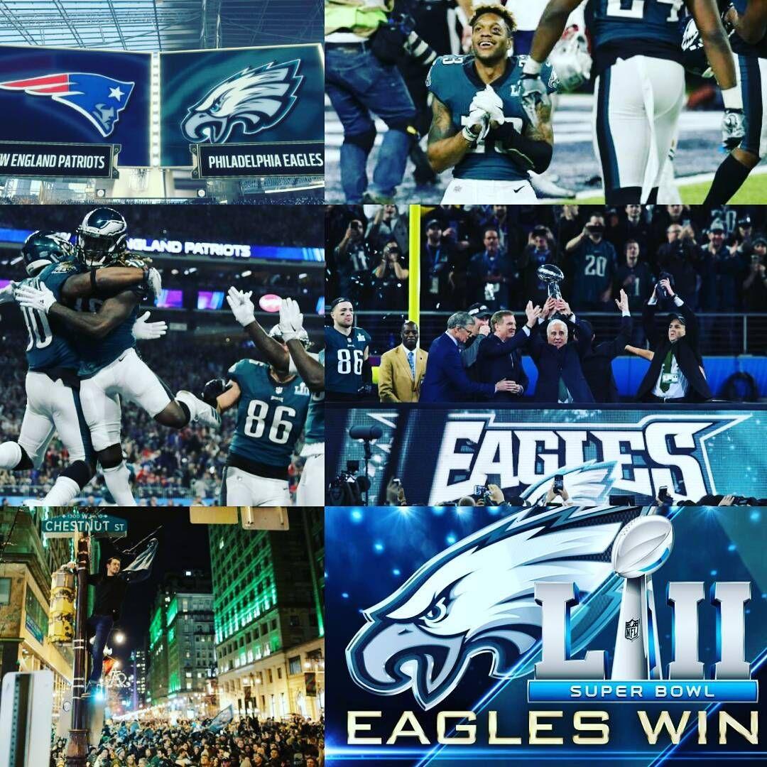 Eagles Win Their First Super Bowl Patriots 33 Eagles 41 Nfl Filadelfia Philly Phila Philadelphia Eagles Eagles Win Super Bowl Philadelphia Phillies