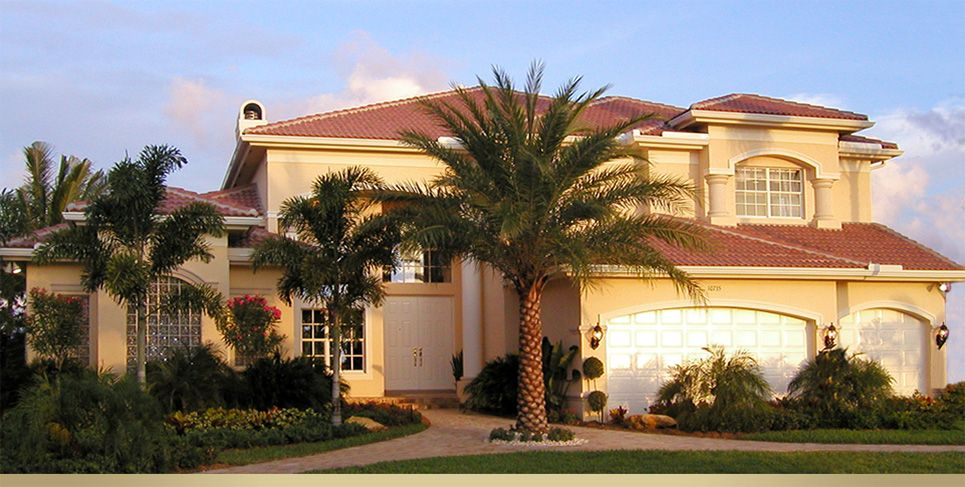 Luxury homes homes in florida holiday homes in florida for House builders in florida