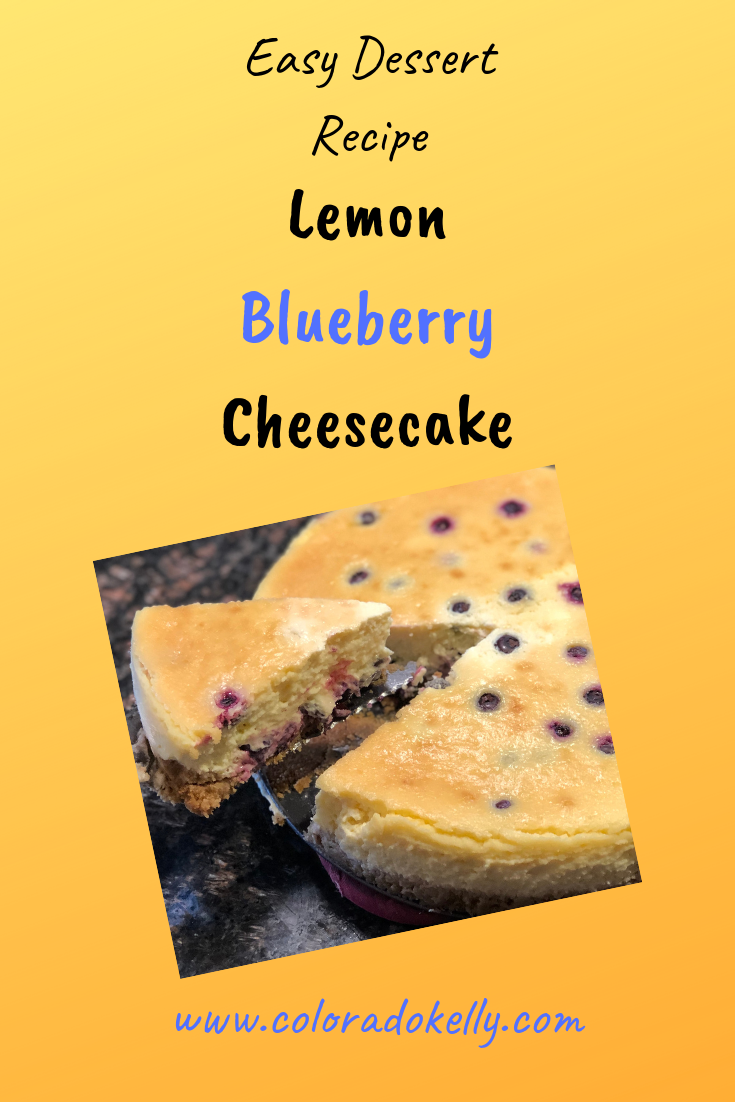 Lemon Blueberry Cheesecake #easydessert #cheesecake #lemonblueberrycheesecake Lemon Blueberry Cheesecake #easydessert #cheesecake #lemonblueberrycheesecake