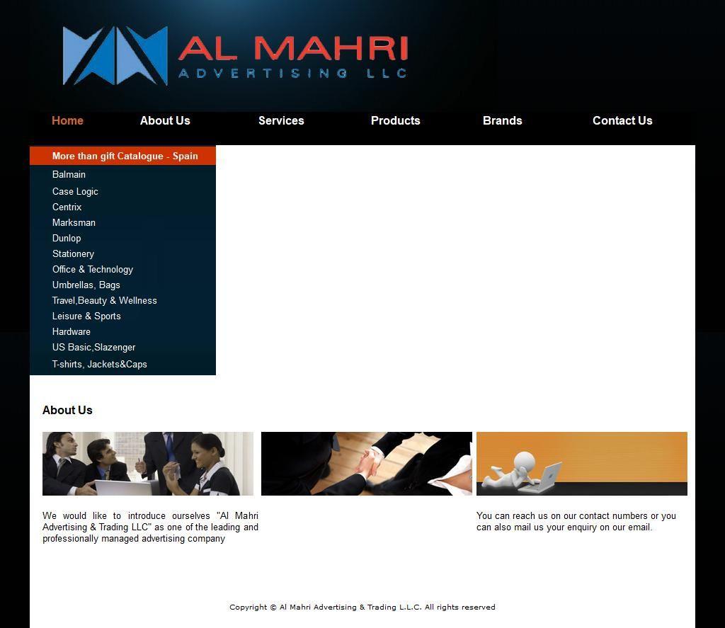 Al Mahri Advertising, Llc 31, 13c Street G Floor Al Souq