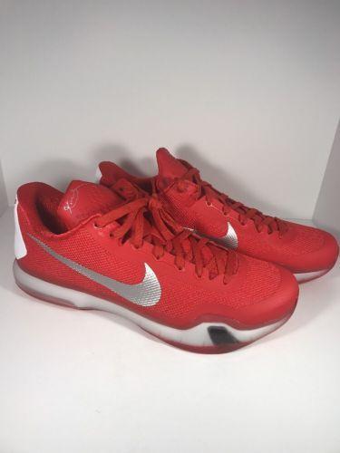 762e39ac9eb2 ... cheap nike kobe x 10 tb basketball shoes red white silver sz 15 813030  602 91cbc