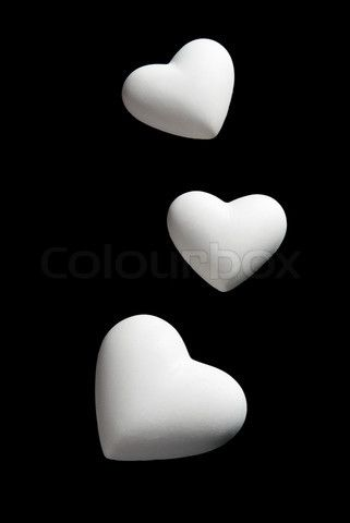 Pin By In Jesus I Win On Colors Against Black Black And White Heart White Heart Black Background Images
