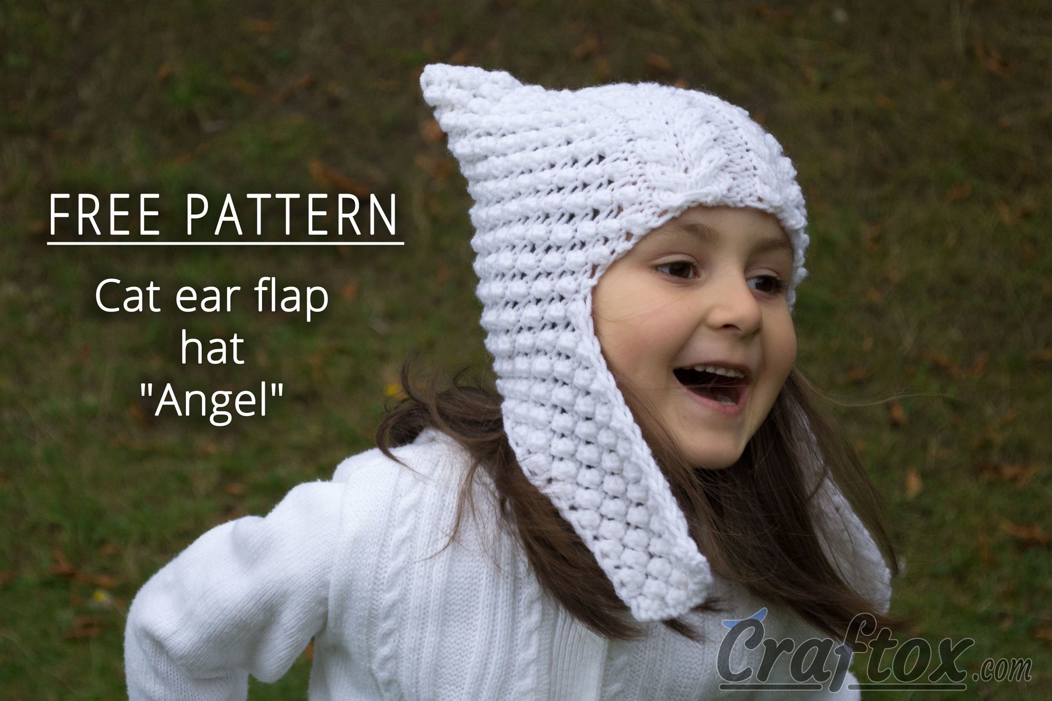 Cat Ear Hat Knitting Pattern Awesome Decoration
