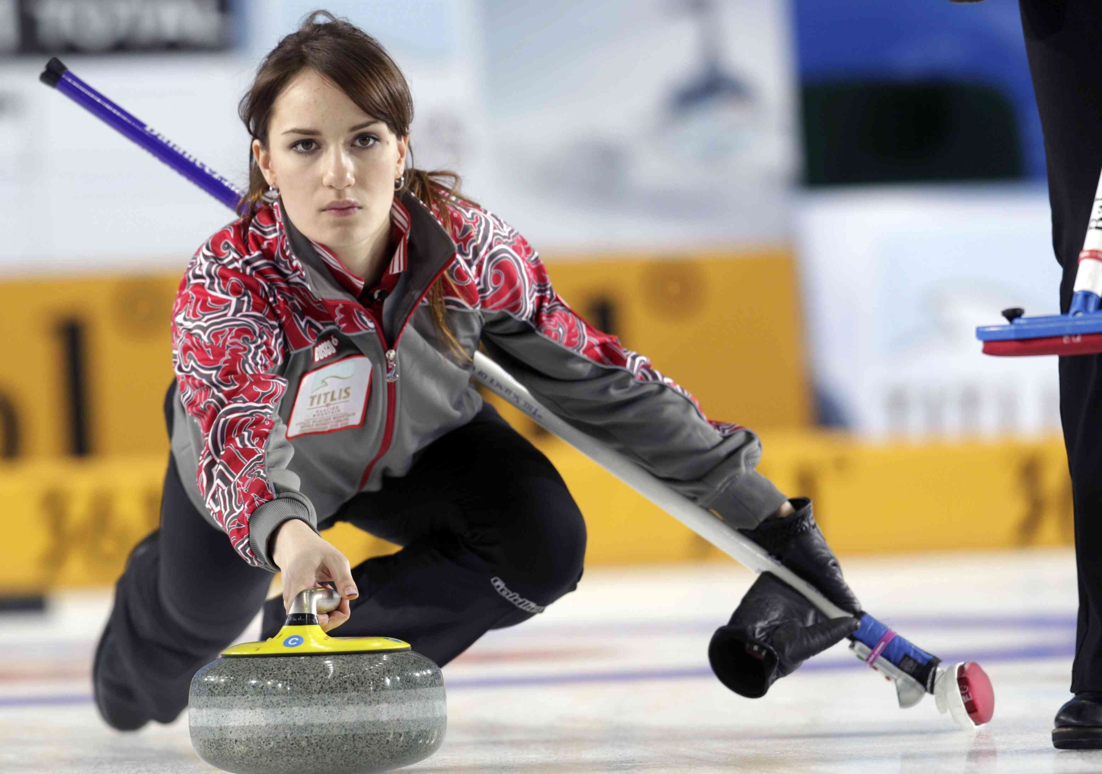 Ansehen Russian Ladies Curling - Amateur Sex Streaming