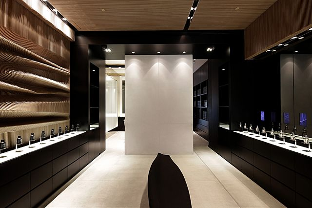 The Fragrance Kitchen Store In Kuwait By ARCHJS Architects StoreInterior Design