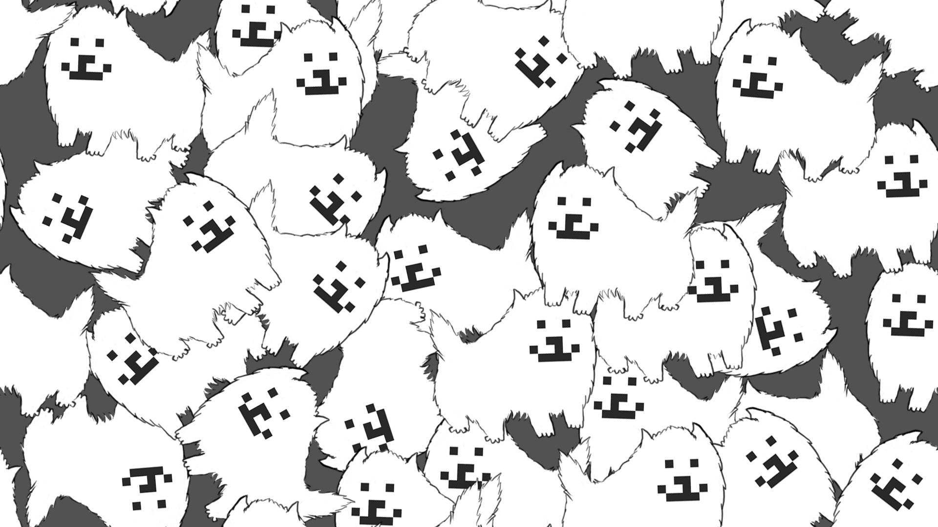 Undertale Wallpaper Google Search Undertale Dog Undertale Character Wallpaper