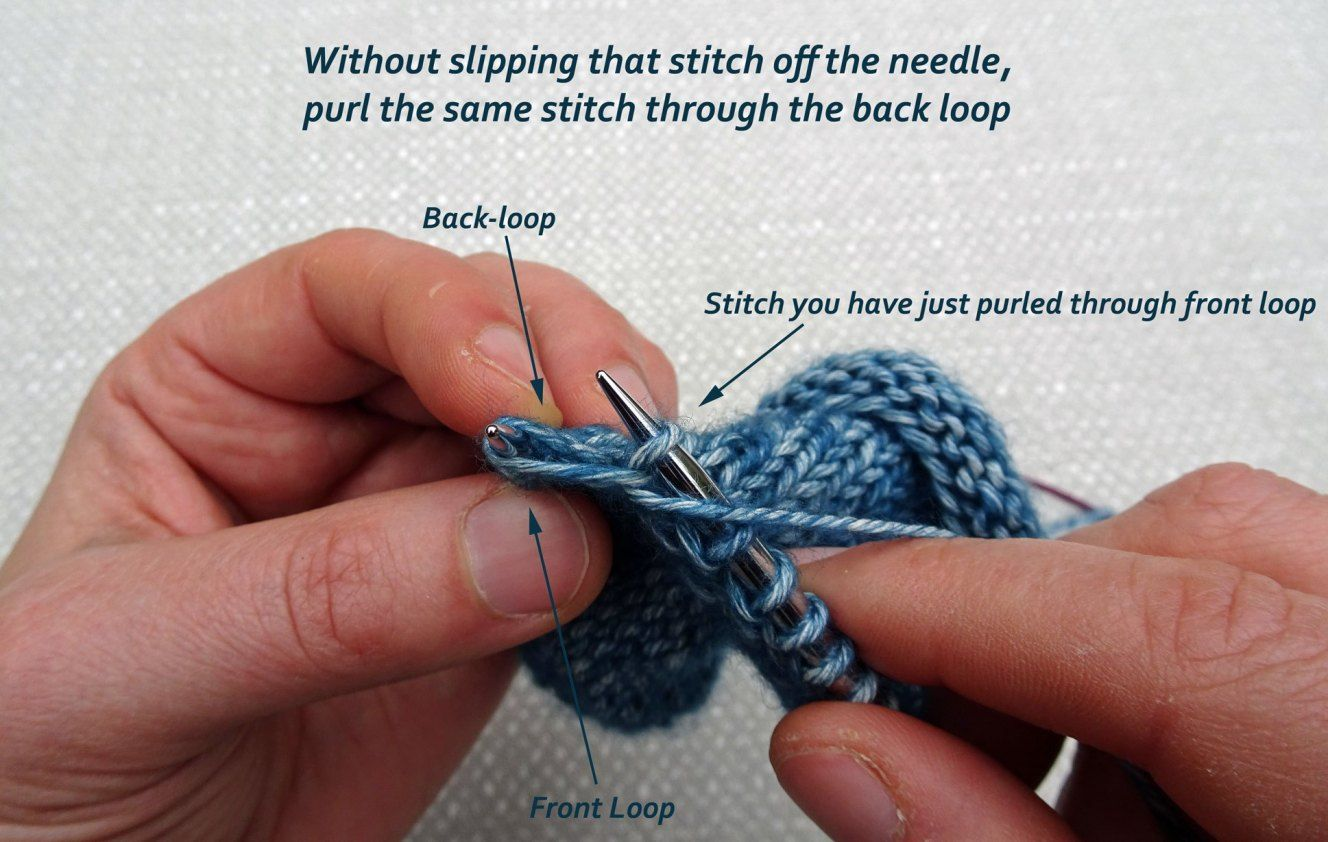 How to Increase or Decrease Knitting Stitches Learn to