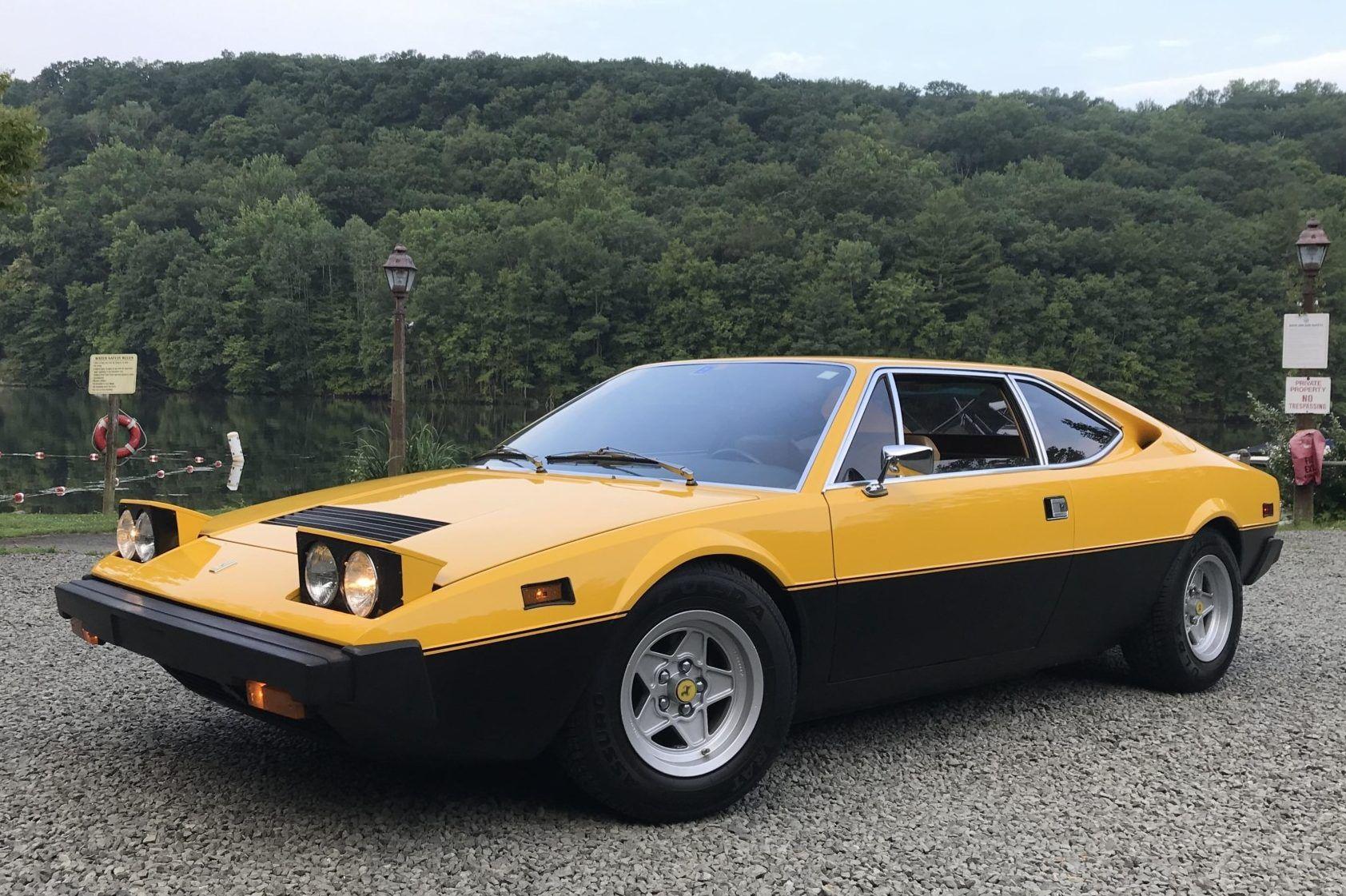 1975 Ferrari 308 GT4 Ferrari, Classic cars, Classic cars