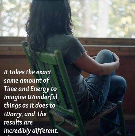 #wonderful things vs. worry