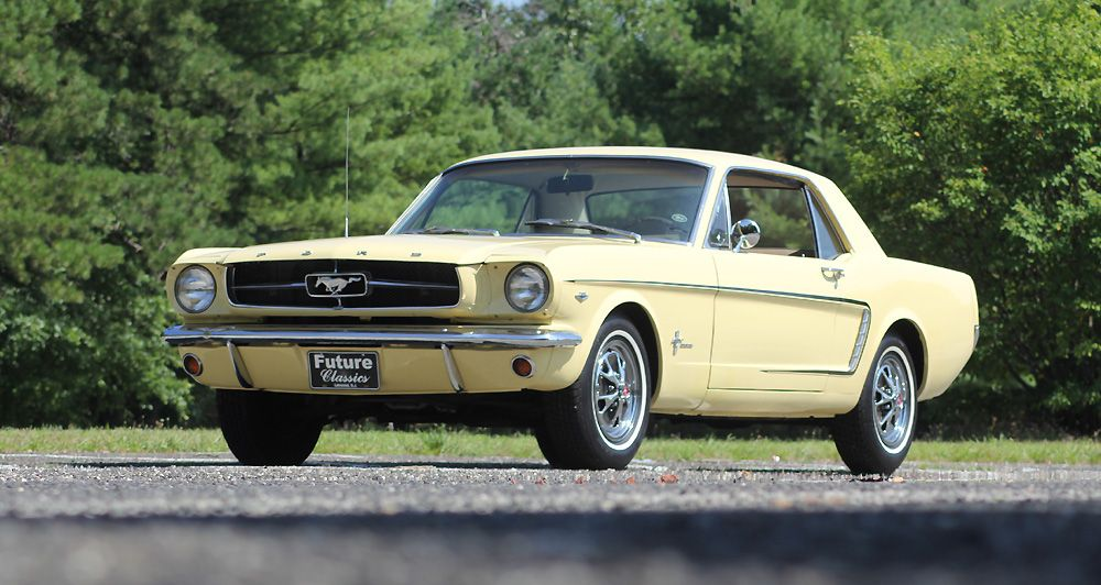 1963 Ford-Mustang V-8 coup | Ford mustang, Mustang, Ford