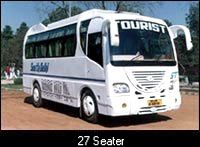 Tours Operator Travels Agent In India Volvo Deluxe Buses For