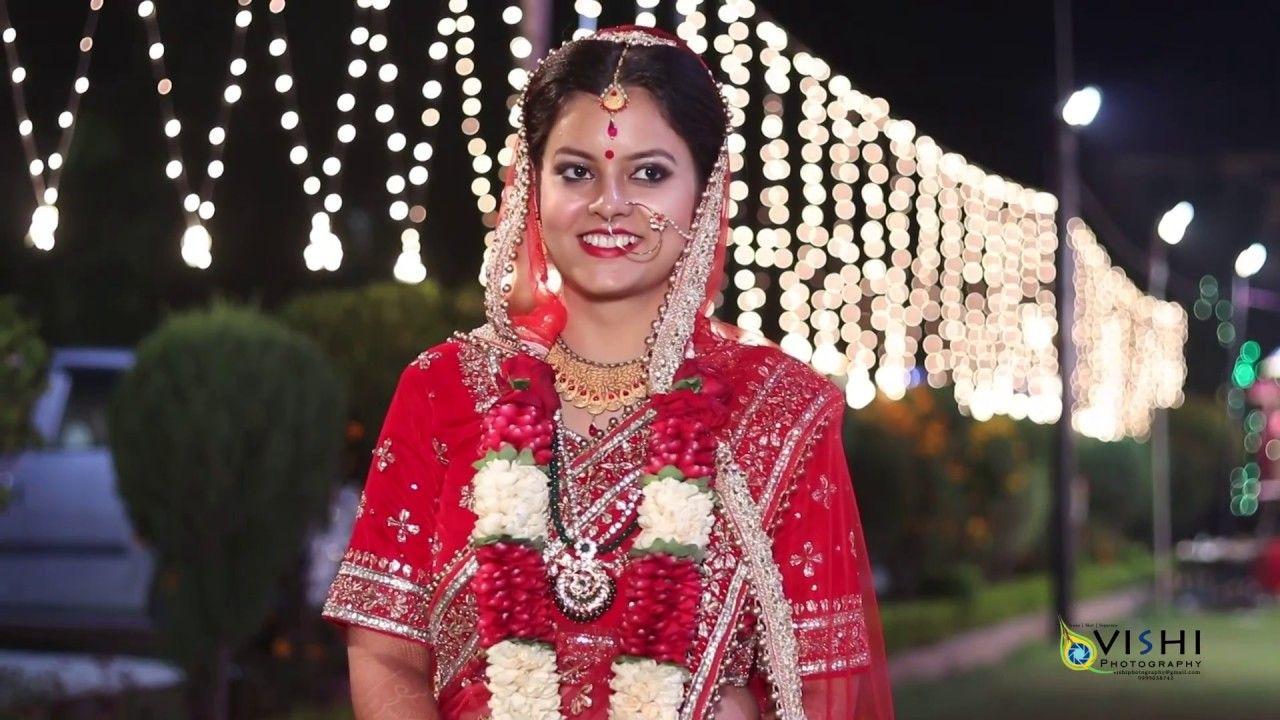 Indian Wedding Video Highlights Rahul Avantika Vishiphotography Indian Wedding Video Indian Wedding Wedding Video