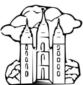 salt lake temple simple coloring pages grand kids pinterest rh pinterest co uk salt lake city temple clip art salt lake temple outline clip art