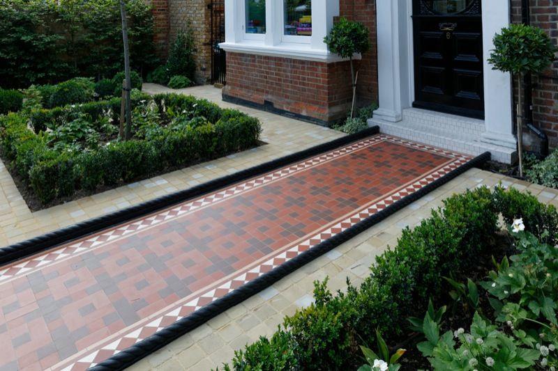 belderbos 115west putney south west london victorian front designing your front garden - Front Garden Design Victorian Terrace