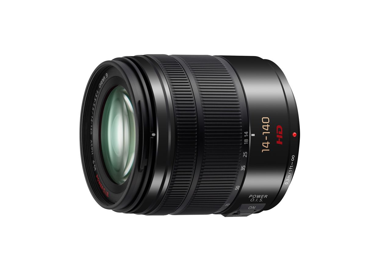 The April 24 2013 Panasonic Has Finally Unveiled New Model Of Lumix G X Vario 12 35mm F 28 Asph Power Ois H Hs12035e Objective Consistent With Micro 4 3 14 140 Mm