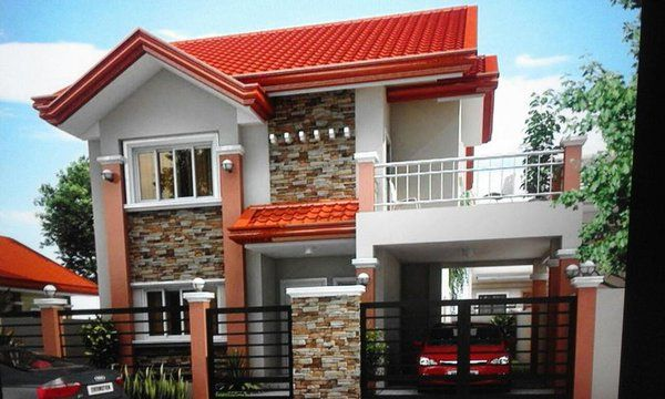 dalaliarusha on Twitter Philippines house design, Two