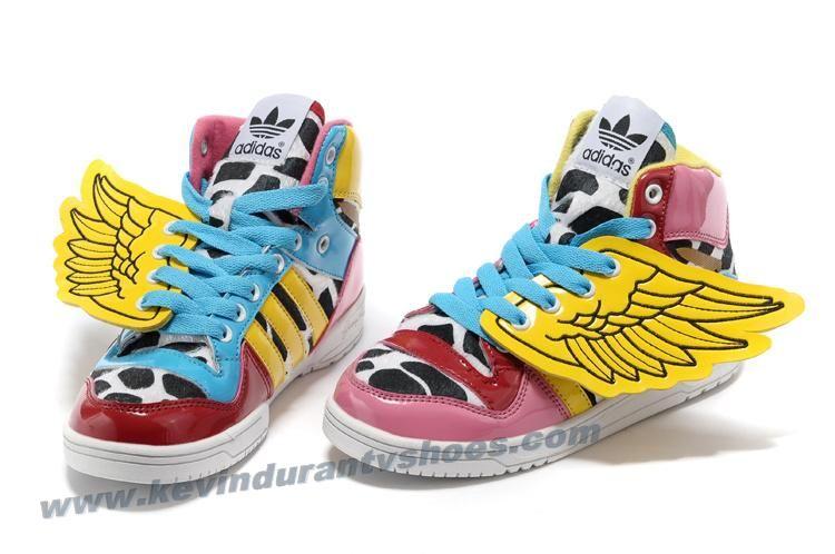 Kids Adidas Jeremy Scott 2NE1 Wings Shoes Online  4a0d26006