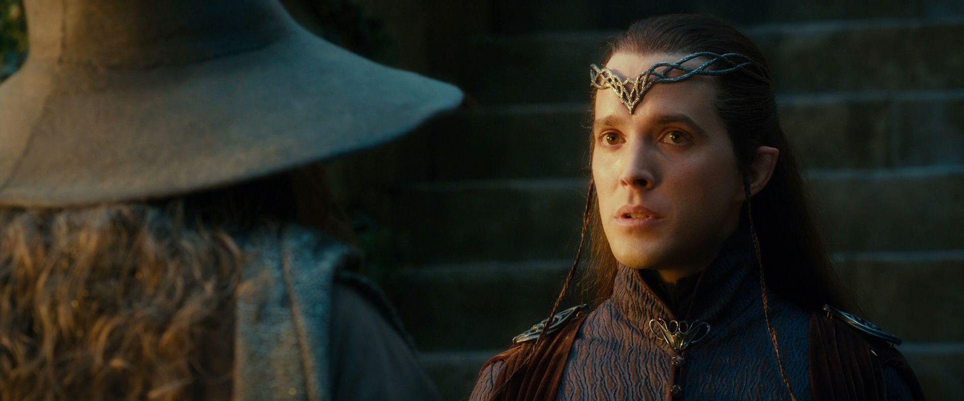 bret mckenzie as lindir an elflord in rivendell lord