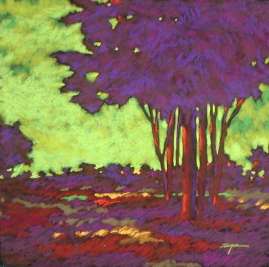 Artist: Bob Ichter - Imaginary Day - Gallery of Modern Masters