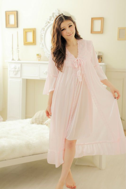 silk bathrobe ladies summer pajama sets women s Kimono satin robe women s  robes women silk robe nightgown sleepwear long robe 53d9be022