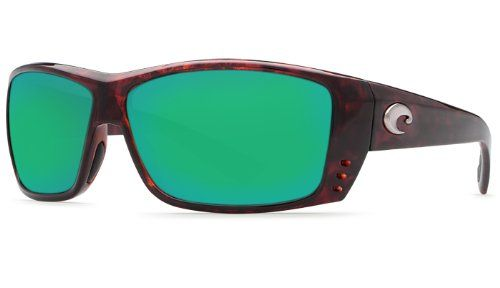 716a36b7bb048 Costa Del Mar Cat Cay 580G Polarized Sunglasses in Tortoise Green Mirror  Lens     Visit the image link more details. This is an Amazon Affiliate  links.